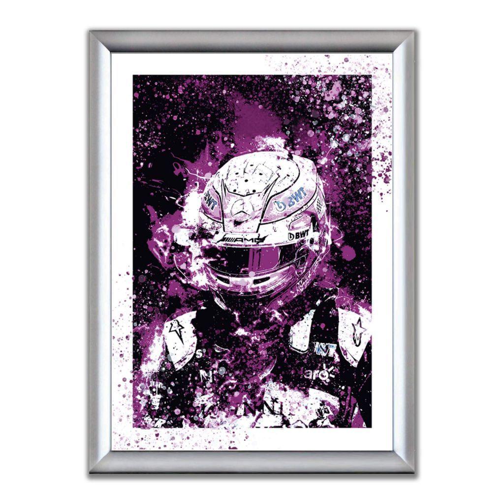 Sergio Perez - SportPesa Racing Point F1 Team -  В РАМКЕ