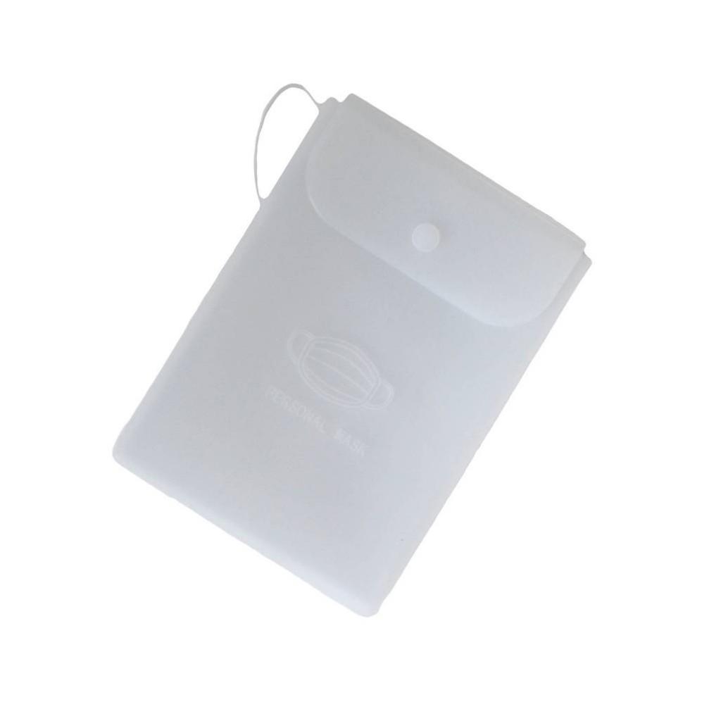 Силиконовый чехол для маски - WHITE
