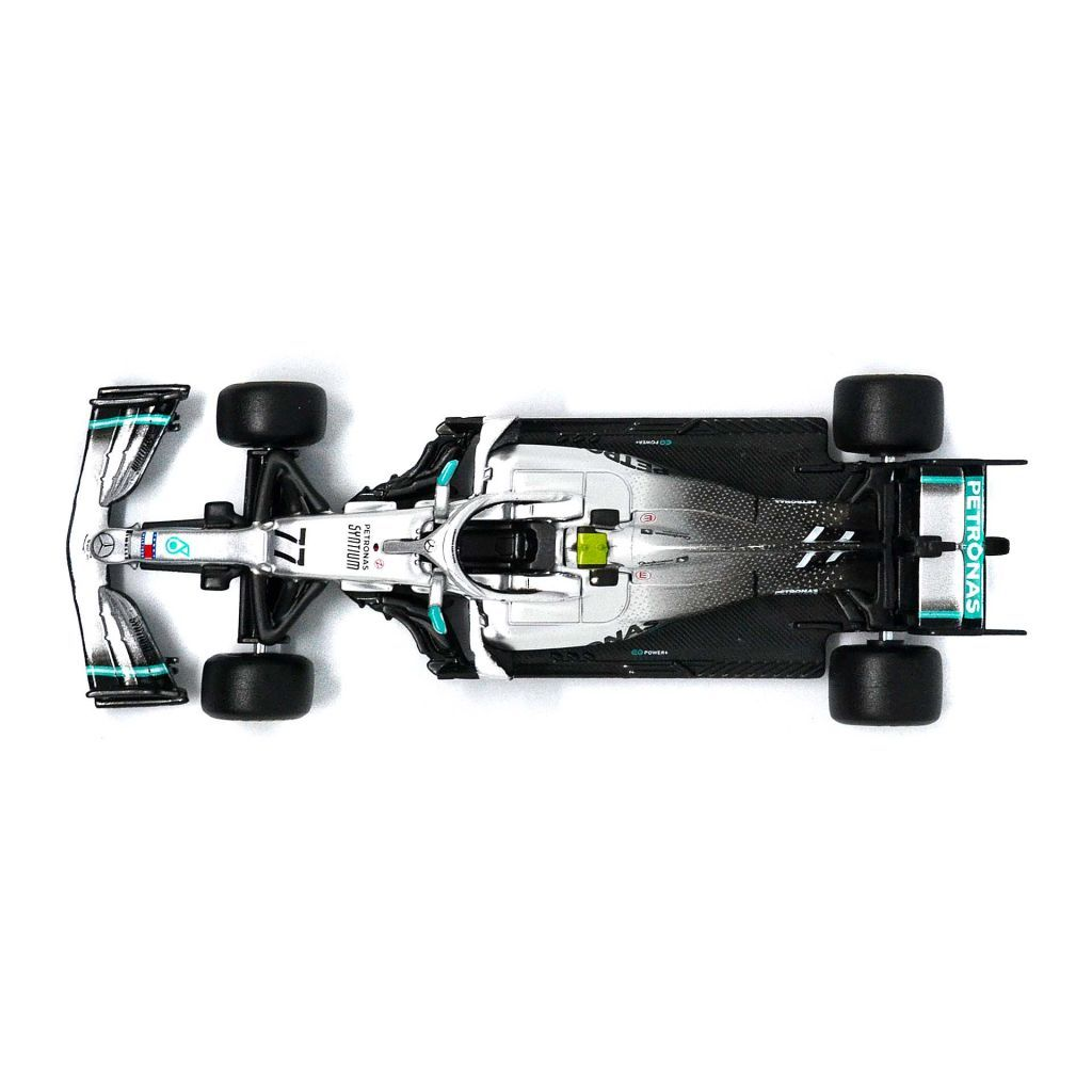 Mercedes-AMG Petronas F1 W10 EQ POWER #77 - 1:42