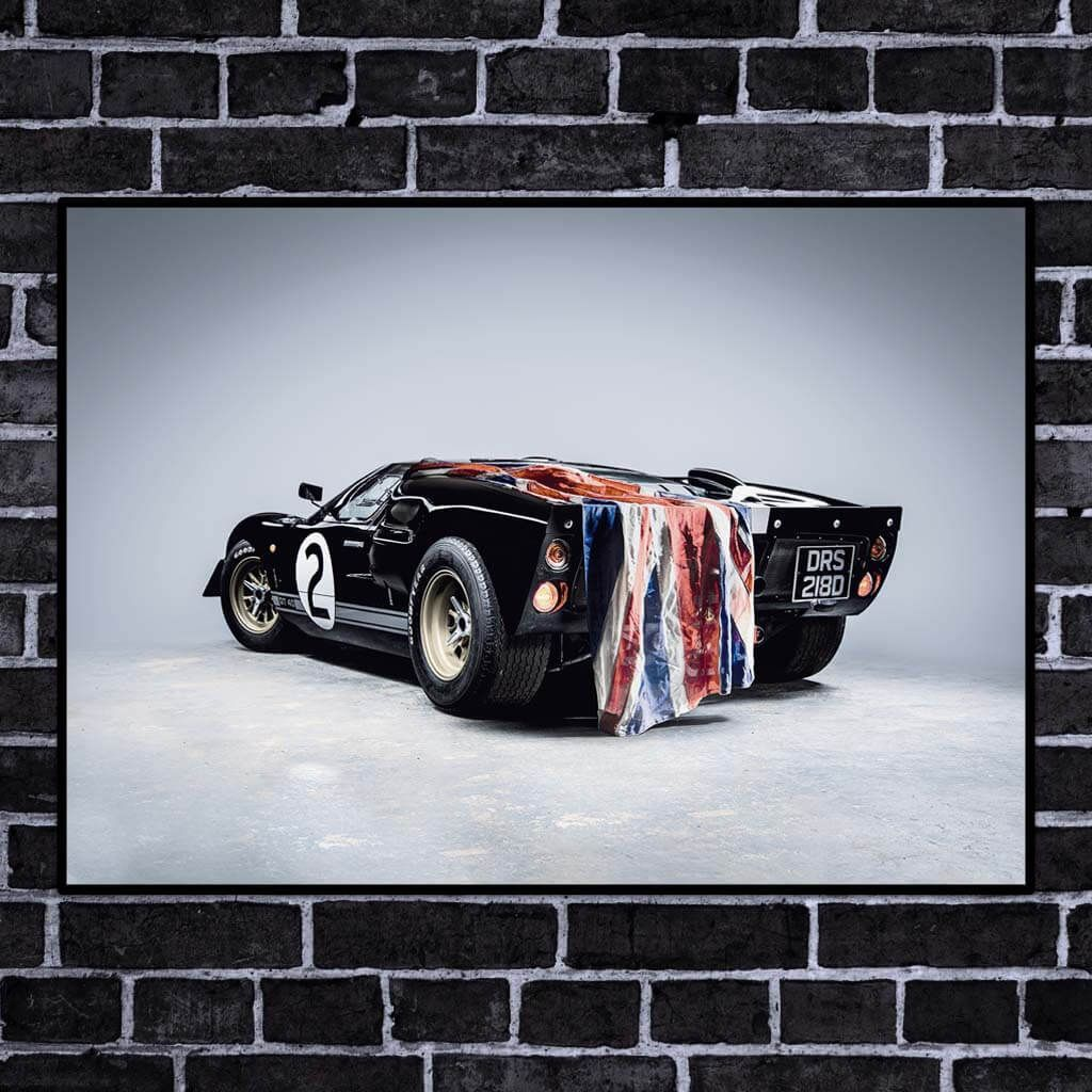 Ford GT40 1966 - В РАМКЕ