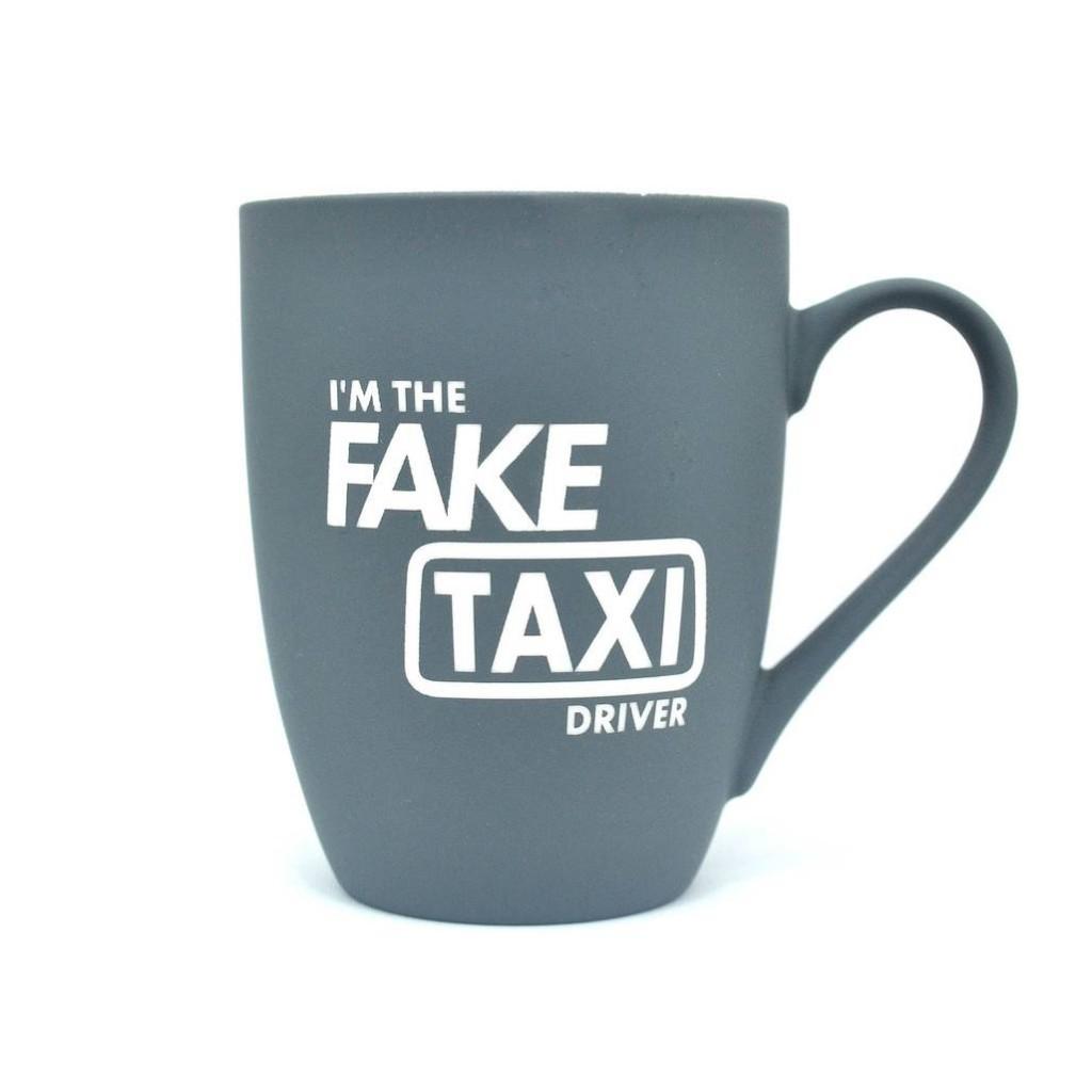 I'm the FAKE TAXI Driver