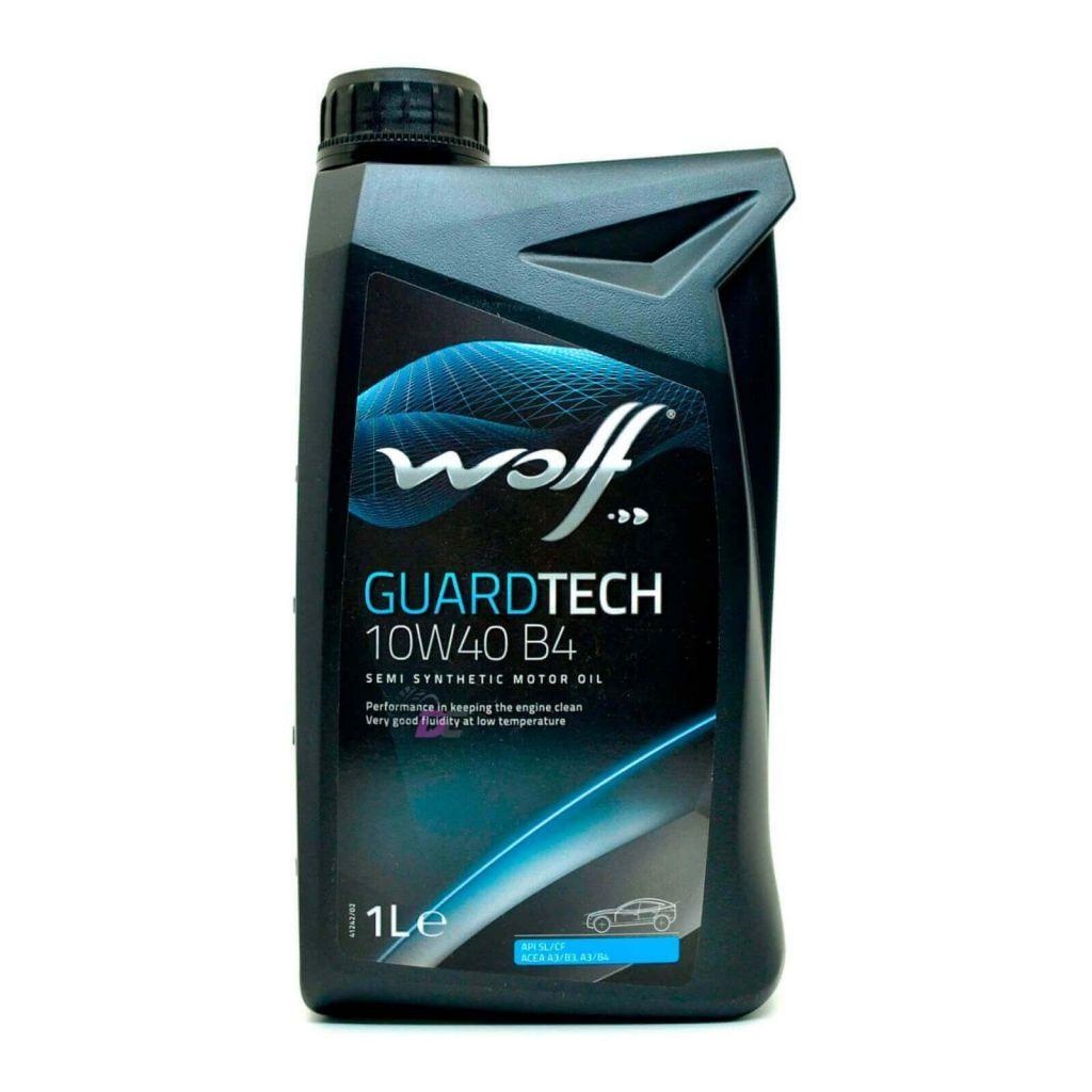 Wolf GUARDTECH 10W-40 B4 1L