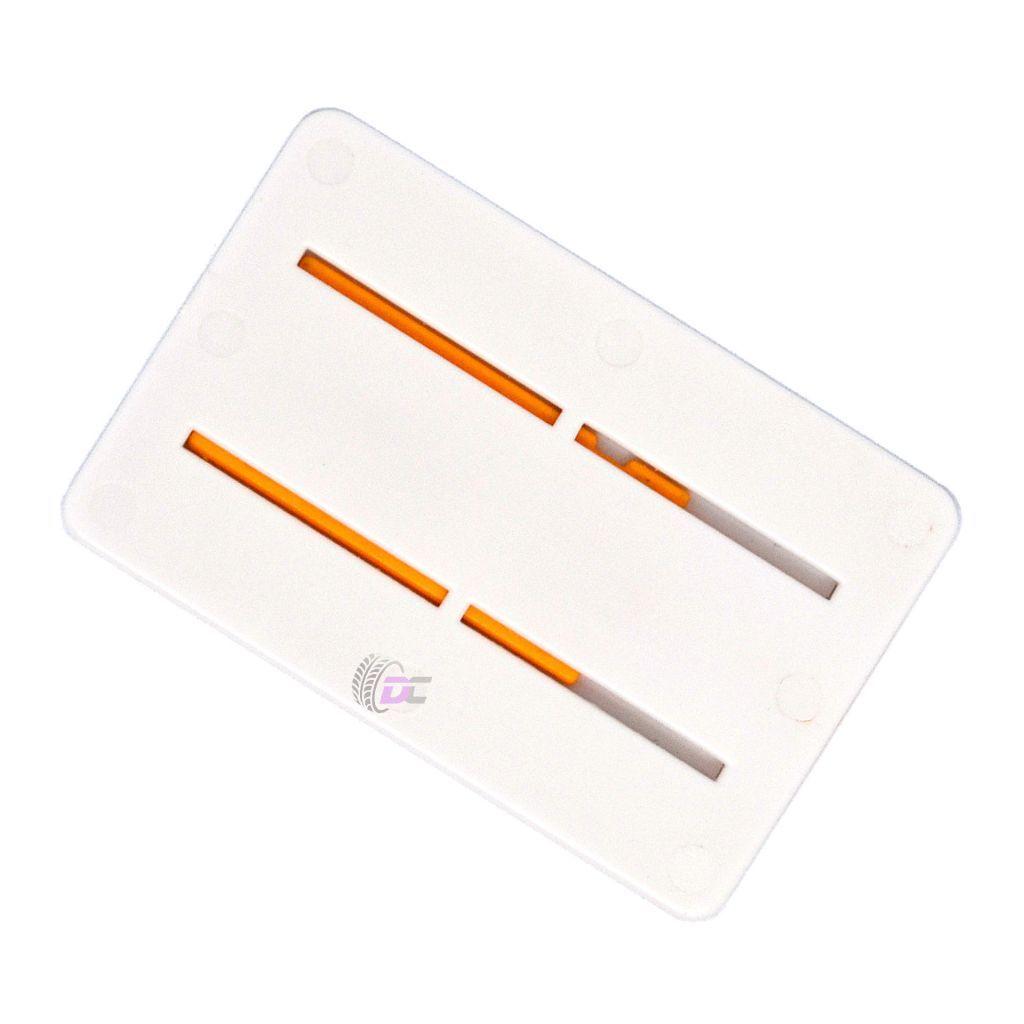 Механический глубиномер протектора шин или измеритель остатка протектора