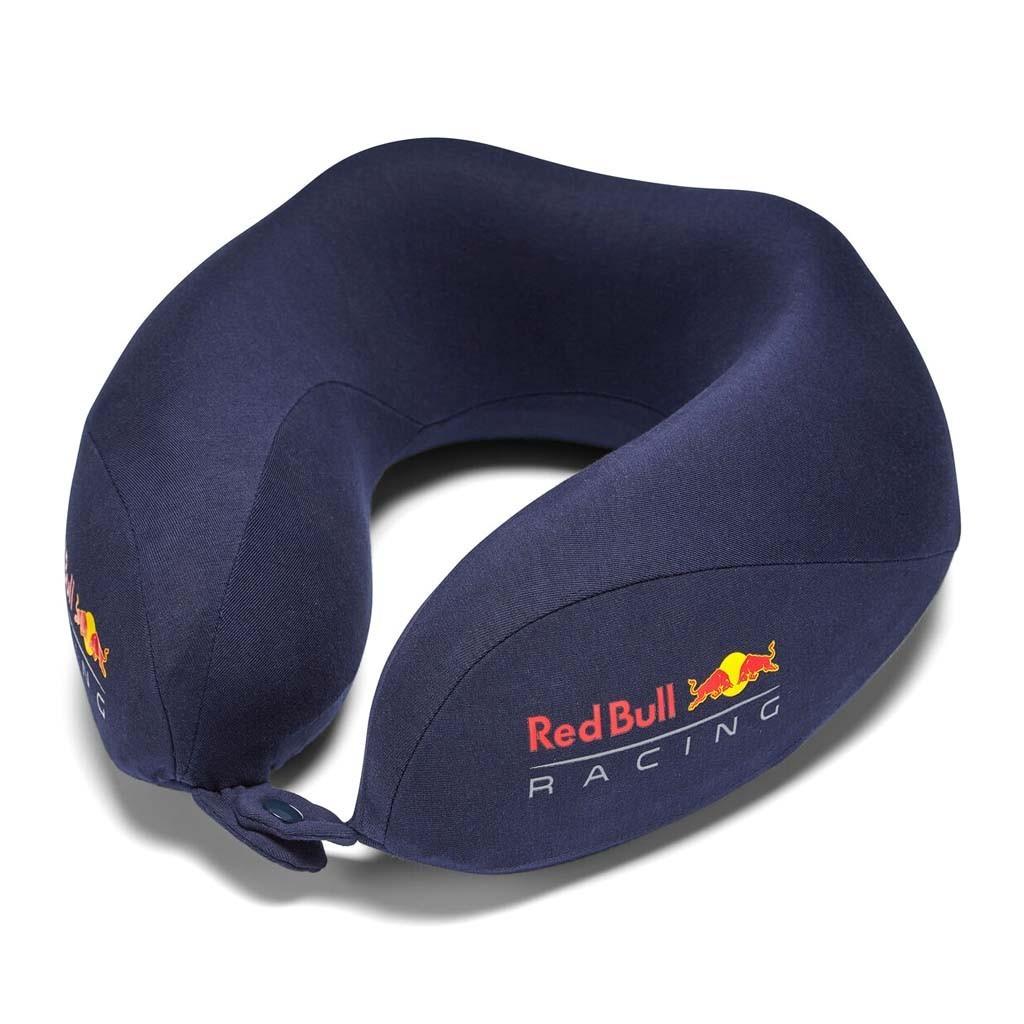 "Подушка для путешествий Red Bull Racing - атрибутика ""Формулы 1"""