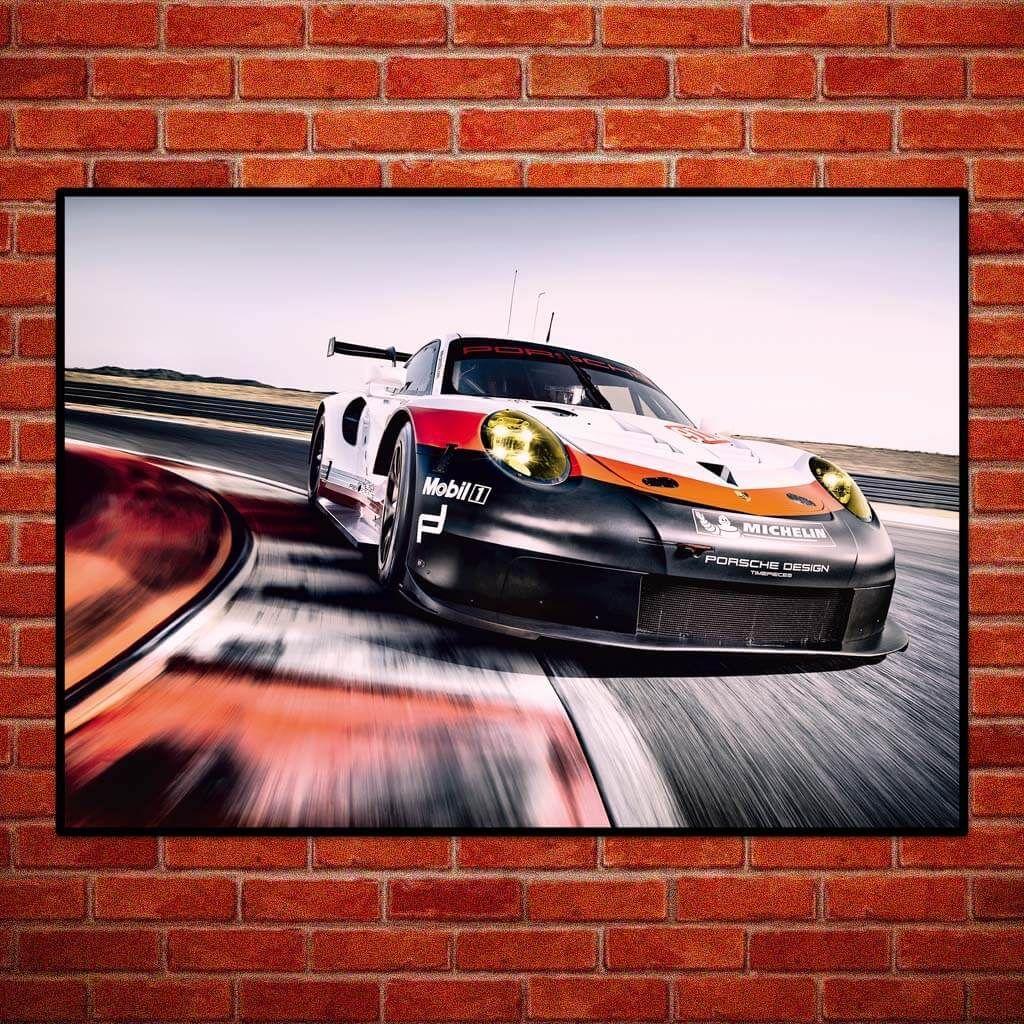 Porsche 911 RSR LM