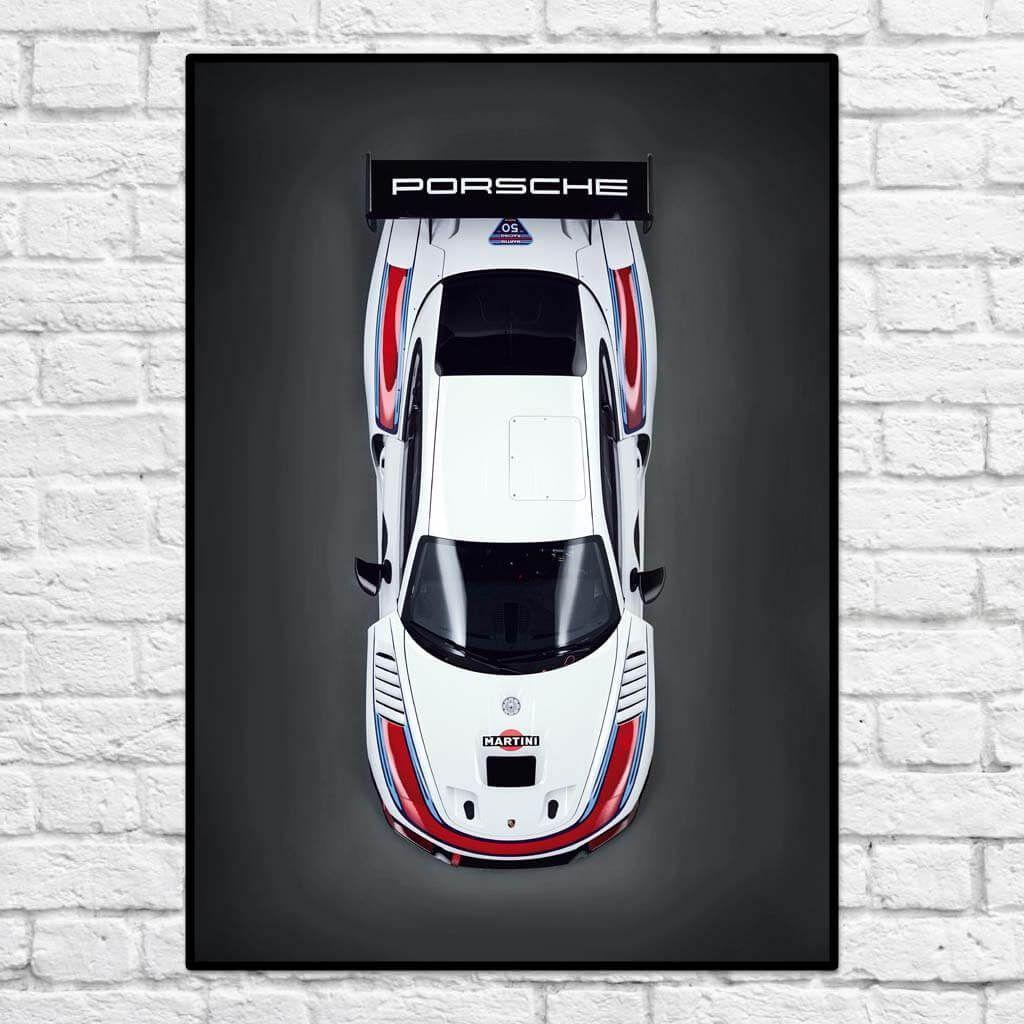 Porsche 935 2019 - В РАМКЕ