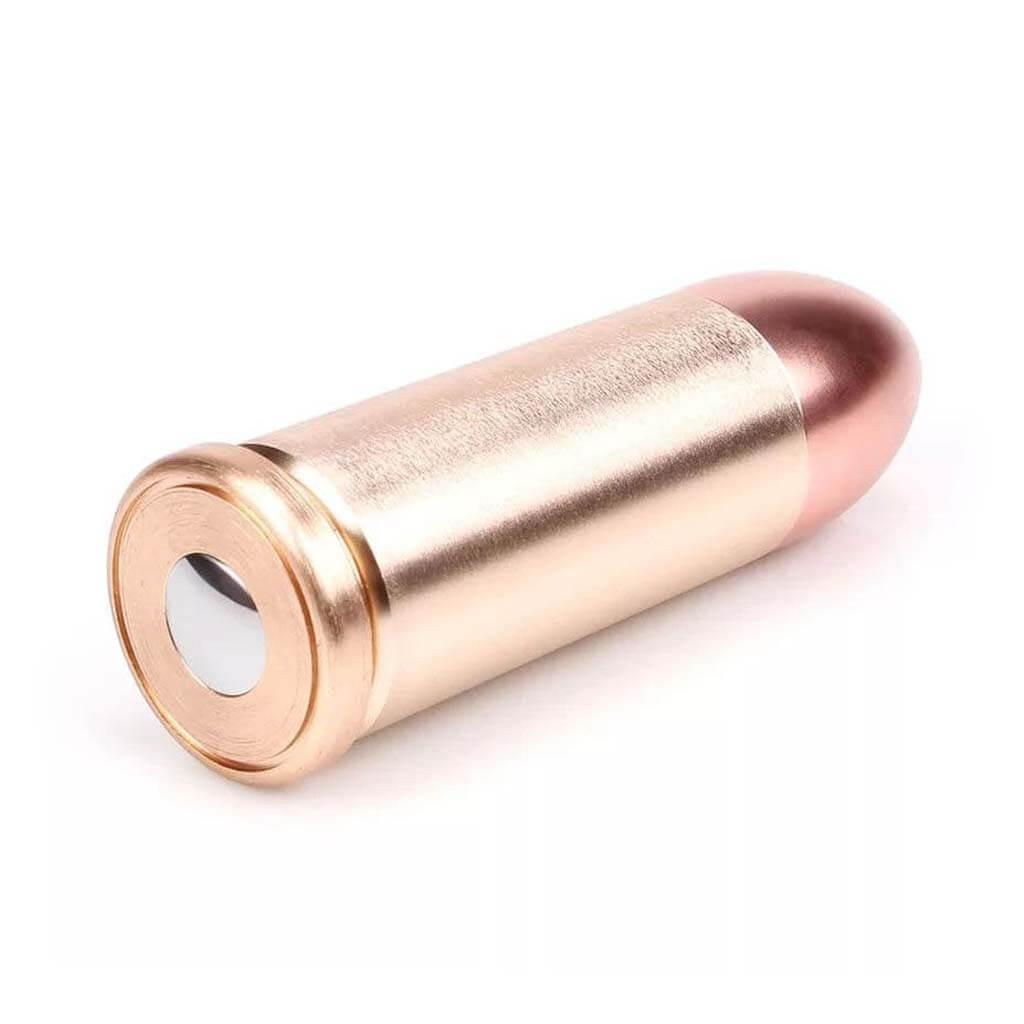 Пуля - необычная, декоративная ручка рычага КПП с тайником