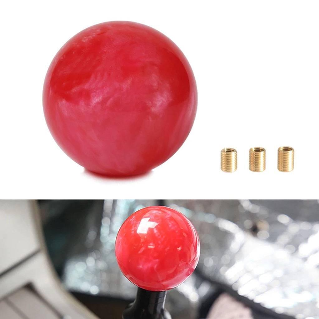 """Ручка КПП """"Красный Шар"""". Аксессуар с мистическим узором"""