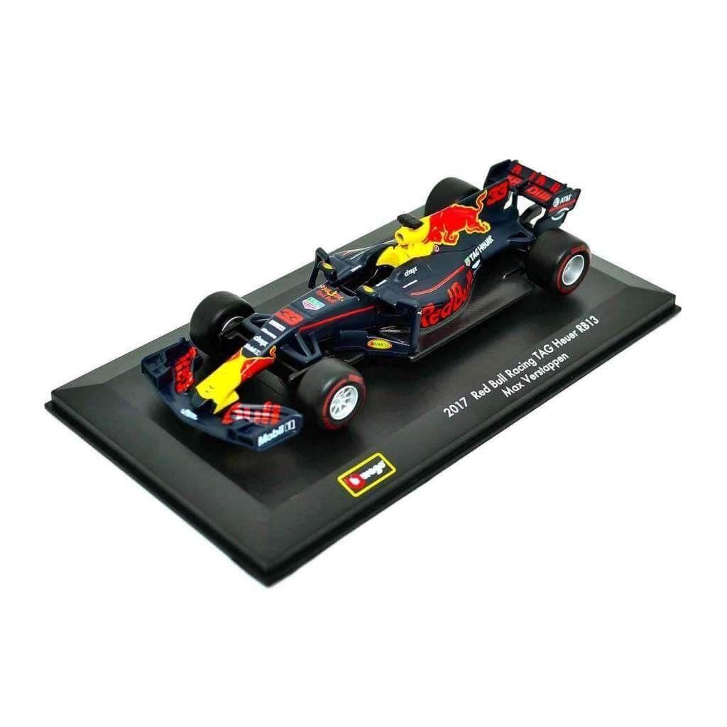 Масштабная автомодель - Red Bull RB13 TAG-Heuer #33
