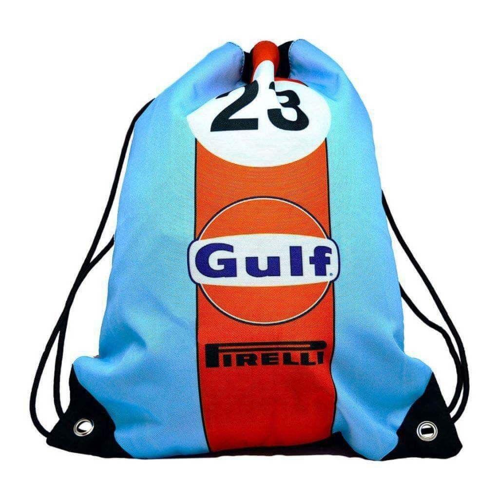 Спортивная сумка-мешок - Ливрея Ford GT40 Gulf #23