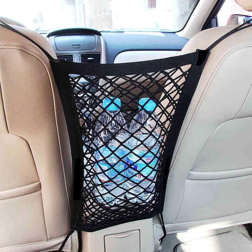Сетка между сидений - купить дополнительный карман в авто