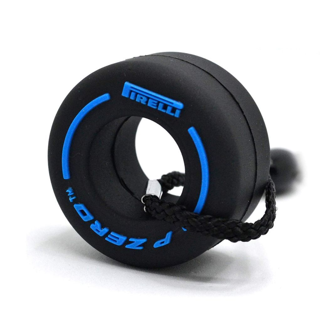 ПОКРЫШКА F1 Pirelli P ZERO Hard - ICE BLUE