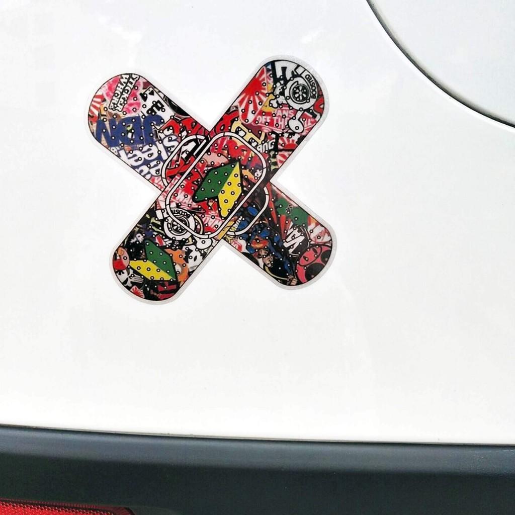 Стикеры на авто JDM Patch - для фанатов Japanese Domestic Market