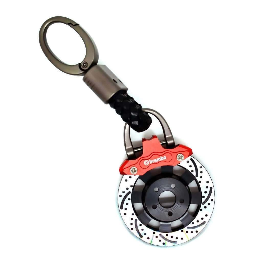 Брелок для ключей - Вентилируемый дисковый тормоз - Brembo