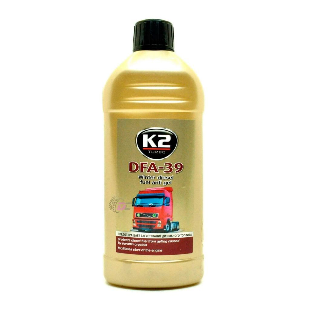 K2 DFA-39 Winter Diesel Fuel Anti Gel