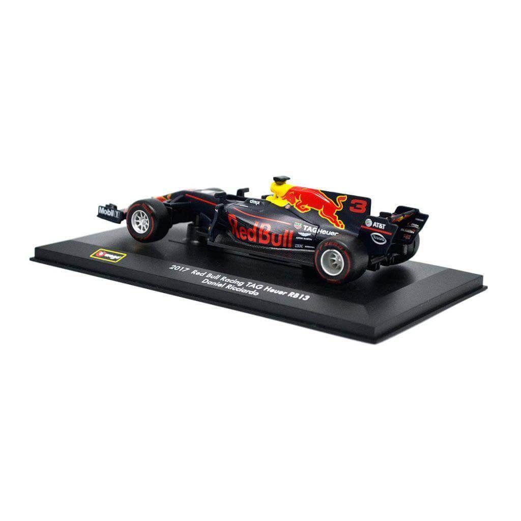 Коллекционные машины Formula 1 - Red Bull RB13 TAG-Heuer #3 - 1:32