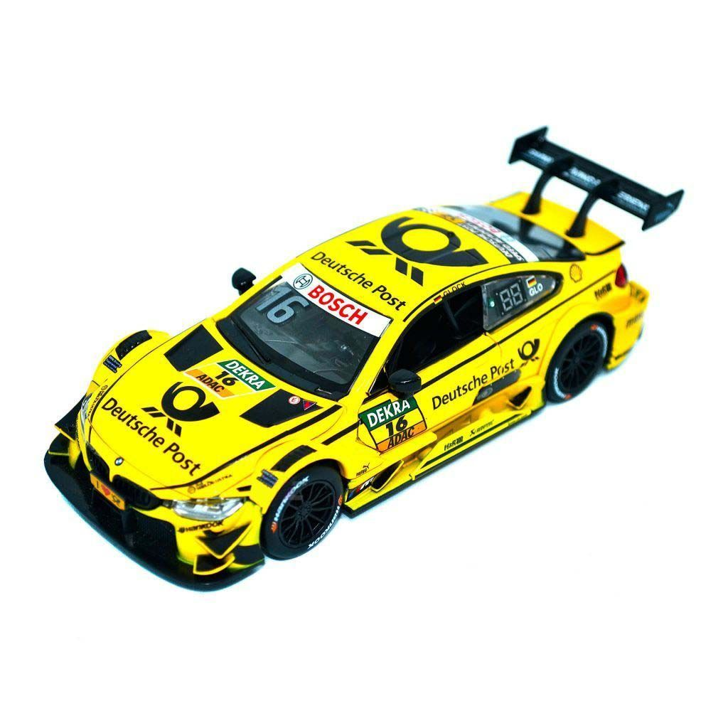BMW M4 DTM №16 - TIMO GLOCK - Deutsche Post - 1:32