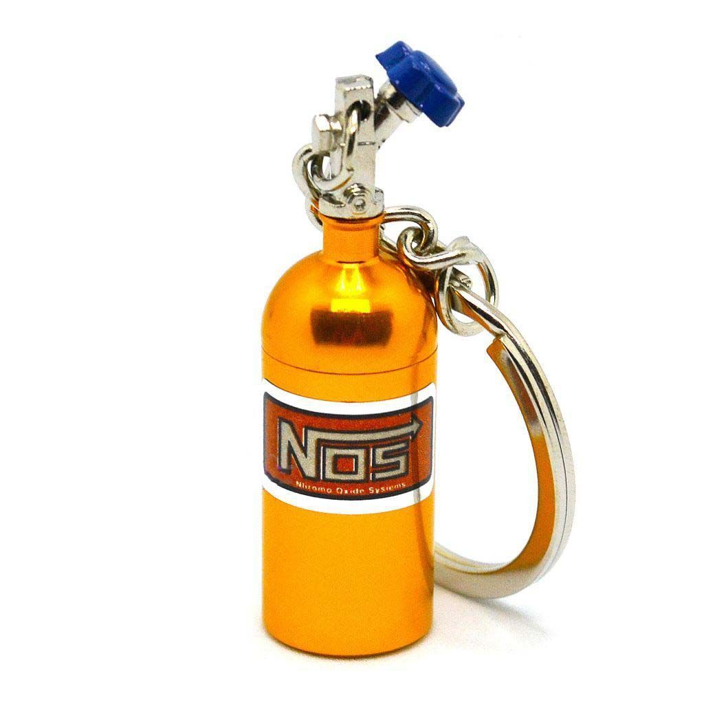 Баллон NOS (Nitrous Oxide Systems) - ЖЕЛТЫЙ