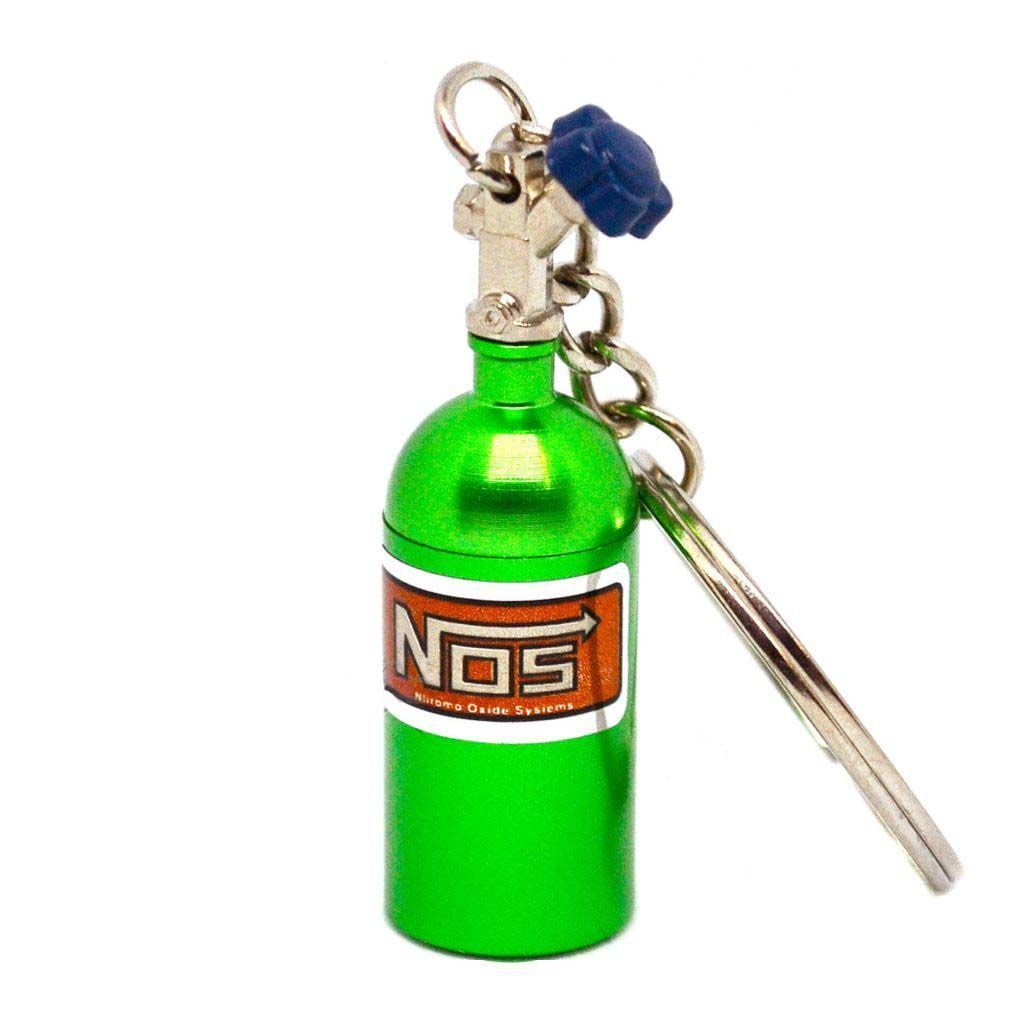 Баллон NOS (Nitrous Oxide Systems) - ЗЕЛЕНЫЙ