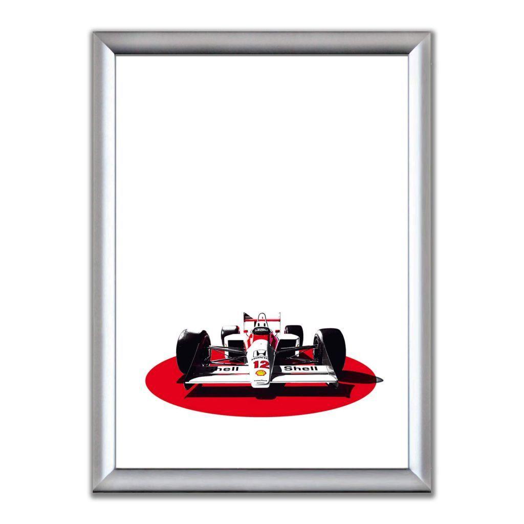 McLaren-Honda MP4/4 - В РАМКЕ