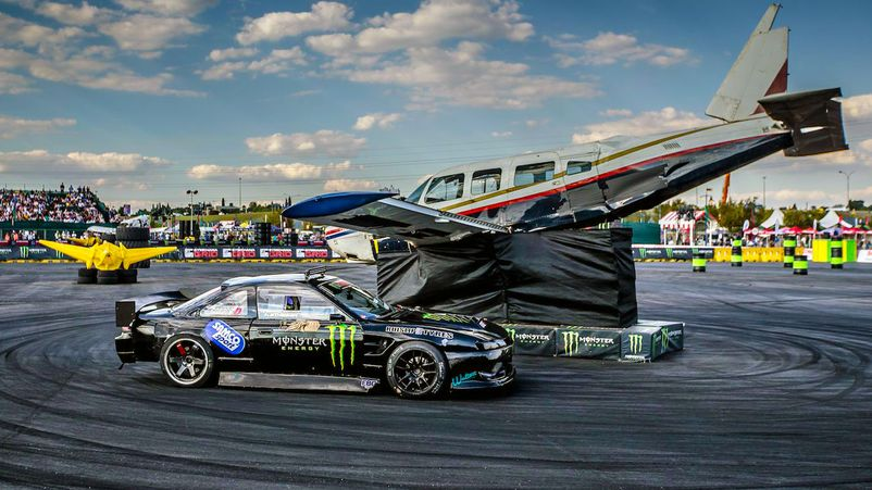 Gymkhana Racing