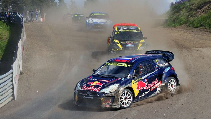 World Rallycross Championship - World RX
