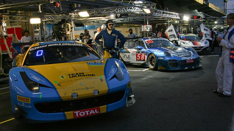 Ferrari Team Ukraine Racing