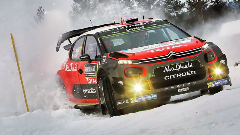 Citroen World Rally Championship - WRC