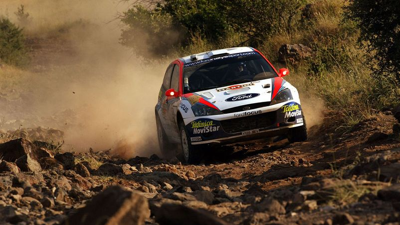KCB Safari Rally