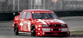 Alfa Romeo 155 2.5 V6 TI - 1993