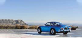 Alpine A110 1600S - 1972