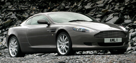 Aston Martin DB9 Coupe - 2006