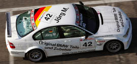 BMW 320i Touring Car - 2003