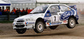 Ford Escort RS Cosworth WRC - 1998
