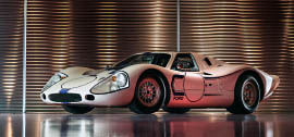 Ford GT40 Mark 4 - 1967