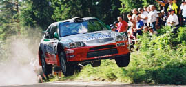 HYUNDAI Accent WRC2 - 2001