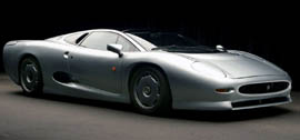 Jaguar XJ220 LM Race Car - 1988