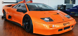 Lamborghini Diablo GT2 - 1998