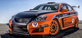 Lexus IS F CCS-R - 2011