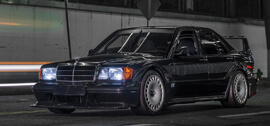 190 E 2.5-16 Evolution II - 1991