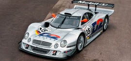 Mercedes-Benz CLK-GTR - 1997