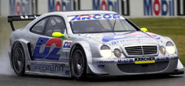 Mercedes-Benz CLK Touring Car - 2000