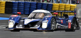 Peugeot 908 HDi FAP Team Total - 2010