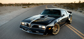 Pontiac Firebird Trans Am - 1978