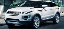 Evoque Coupe Dynamic - 2013