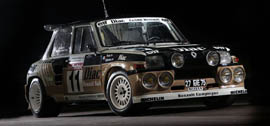 Renault Sport R5 Turbo Rally - 1985