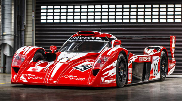 Toyota GT-One TS020 - 1999