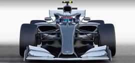 Formula 1 - технический регламент болидов 2021 года