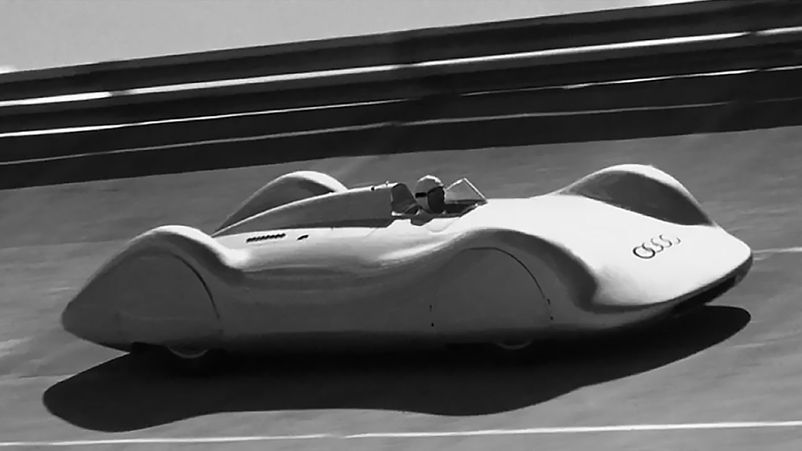 Audi Auto Union V16 Type C Streamliner