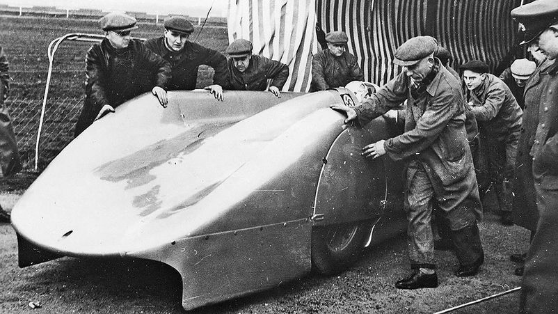 Silver Arrows Auto Union